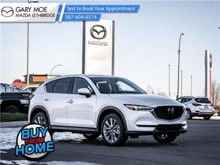 2021 Mazda CX-5 GT (Stk: 21-7847) in Lethbridge - Image 1 of 31