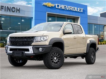 2021 Chevrolet Colorado ZR2 (Stk: 152668) in London - Image 1 of 28