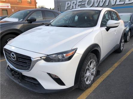 2019 Mazda CX-3 GS (Stk: P3216) in Toronto - Image 1 of 18