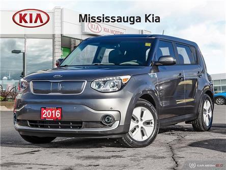 2016 Kia Soul EV EV Luxury (Stk: K521002T) in Mississauga - Image 1 of 28