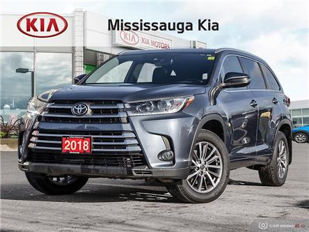 2018 Toyota Highlander XLE (Stk: 1446P) in Mississauga - Image 1 of 28