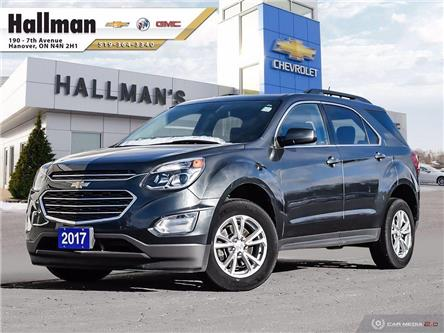2017 Chevrolet Equinox LT (Stk: 21065A) in Hanover - Image 1 of 26