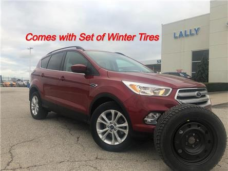 2018 Ford Escape SE (Stk: S6619A) in Leamington - Image 1 of 27