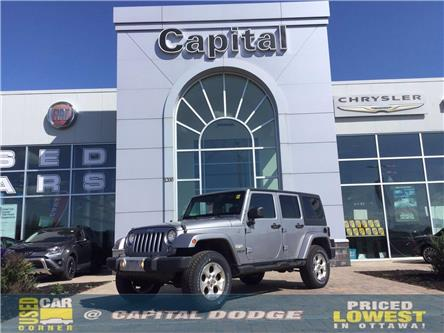 2014 Jeep Wrangler Unlimited Sahara (Stk: L00459B) in Kanata - Image 1 of 19