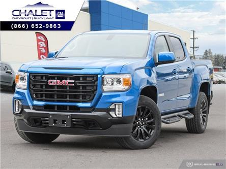 2021 GMC Canyon Elevation (Stk: 21CY8639) in Kimberley - Image 1 of 25