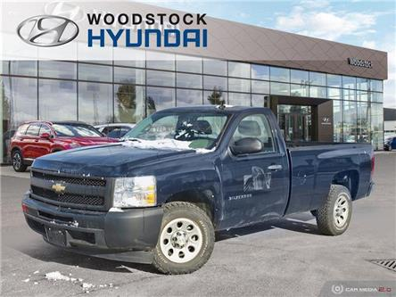 2010 Chevrolet Silverado 1500 WT (Stk: P1592) in Woodstock - Image 1 of 22