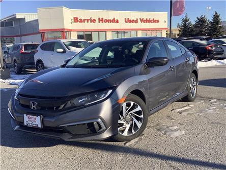 2019 Honda Civic EX (Stk: U19285) in Barrie - Image 1 of 23