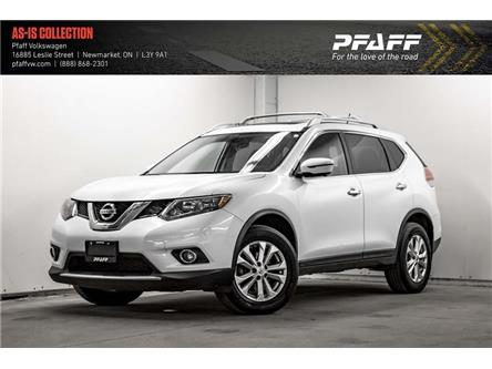 2016 Nissan Rogue SV (Stk: 20095) in Newmarket - Image 1 of 22