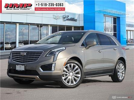 2019 Cadillac XT5 Platinum (Stk: 89155) in Exeter - Image 1 of 27