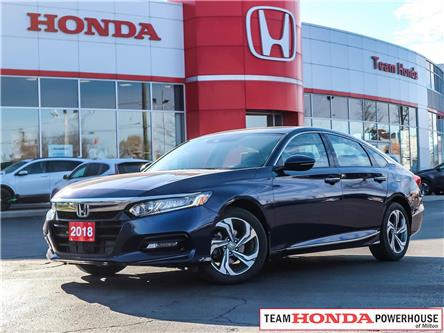 2018 Honda Accord EX-L (Stk: 3748) in Milton - Image 1 of 30