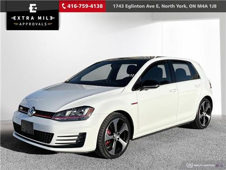 2017 Volkswagen Golf GTI 5-Door Autobahn (Stk: SP0547) in North York - Image 1 of 24