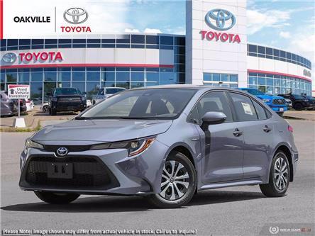 2021 Toyota Corolla Hybrid Base w/Li Battery (Stk: 21211) in Oakville - Image 1 of 23