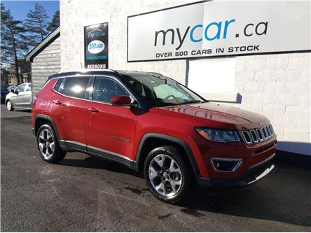 2020 Jeep Compass Limited (Stk: 201288) in Cornwall - Image 1 of 21
