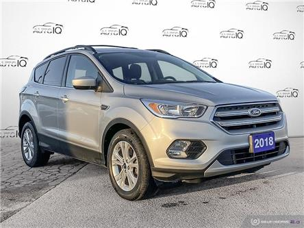 2018 Ford Escape SE (Stk: S0356A) in St. Thomas - Image 1 of 28