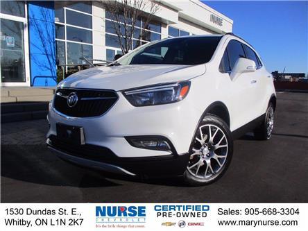 2017 Buick Encore Sport Touring (Stk: 10X443) in Whitby - Image 1 of 23