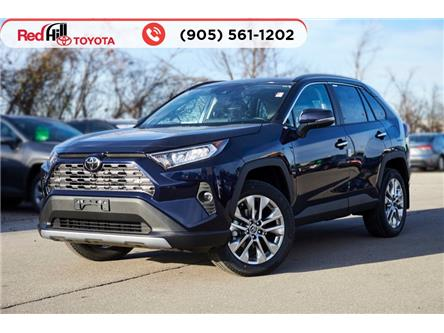 2021 Toyota RAV4 Limited (Stk: 21144) in Hamilton - Image 1 of 23