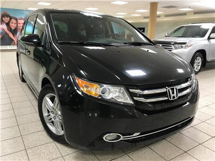 2015 Honda Odyssey Touring (Stk: 210235B) in Calgary - Image 1 of 11
