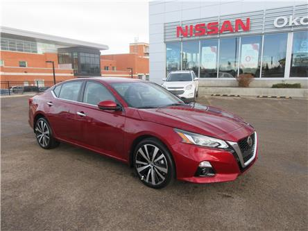 2020 Nissan Altima 2.5 Platinum (Stk: 10812) in Okotoks - Image 1 of 22