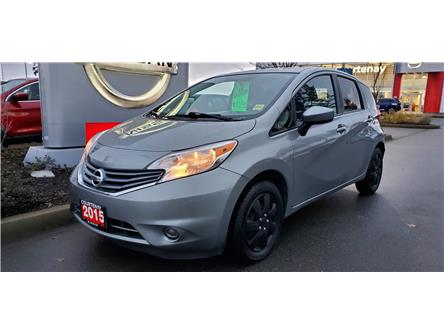 2015 Nissan Versa Note 1.6 SV (Stk: R2032A) in Courtenay - Image 1 of 9