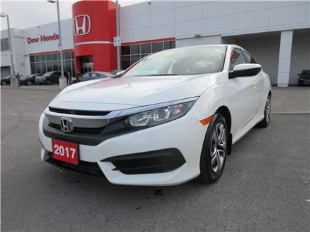 2017 Honda Civic LX (Stk: 28894L) in Ottawa - Image 1 of 18