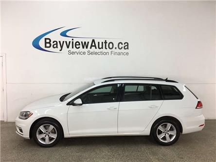 2019 Volkswagen Golf SportWagen COMFORTLINE - 4MOTION! AWD! REVERSE CAM! ALLOYS! (Stk: 37249W) in Belleville - Image 1 of 25