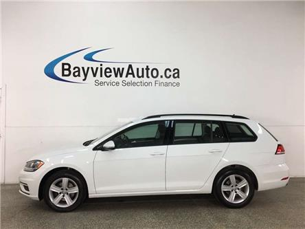 2019 Volkswagen Golf SportWagen COMFORTLINE - 4MOTION! AWD! REVERSE CAM! ALLOYS! (Stk: 37250W) in Belleville - Image 1 of 25