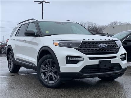 2021 Ford Explorer XLT (Stk: 021T12) in Midland - Image 1 of 19