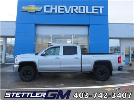 2015 GMC Sierra 2500HD SLT (Stk: 21030A) in STETTLER - Image 1 of 17