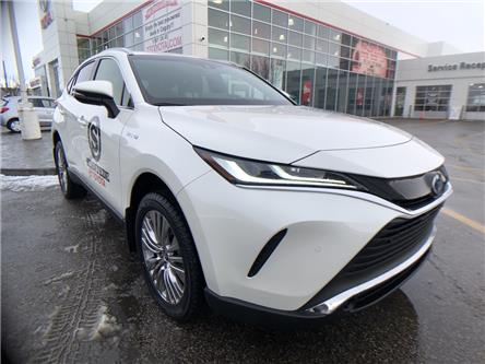 2021 Toyota Venza XLE (Stk: 210045) in Calgary - Image 1 of 13