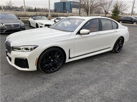 2020 BMW 750i xDrive (Stk: 390-58A) in Oakville - Image 1 of 17