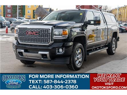 2019 GMC Sierra 3500HD Denali (Stk: B84021) in Okotoks - Image 1 of 24