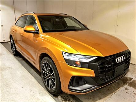 2019 Audi Q8 55 Progressiv (Stk: 21107) in Rockland - Image 1 of 9