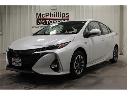 2021 Toyota Prius Prime Upgrade (Stk: 3174726) in Winnipeg - Image 1 of 18