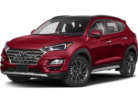 2021 Hyundai Tucson Ultimate (Stk: 121-053) in Huntsville - Image 1 of 2