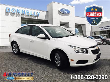 2014 Chevrolet Cruze 1LT (Stk: CLDT1458A) in Ottawa - Image 1 of 26