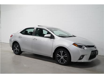 2016 Toyota Corolla LE (Stk: #683065) in Vaughan - Image 1 of 27