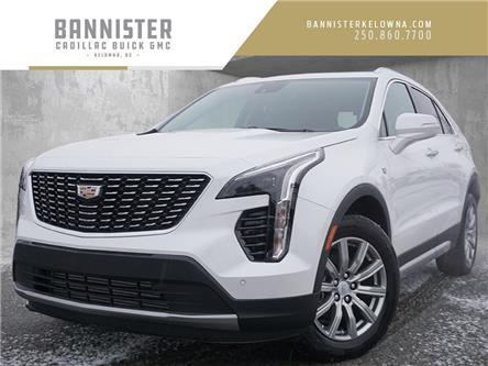 2021 Cadillac XT4 Premium Luxury (Stk: 21-030) in Kelowna - Image 1 of 11