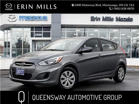 2017 Hyundai Accent GLS (Stk: P4613) in Mississauga - Image 1 of 20