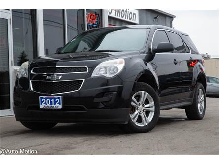 2012 Chevrolet Equinox LS (Stk: T01074) in Chatham - Image 1 of 21