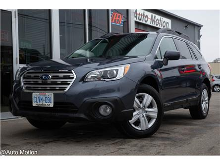 2017 Subaru Outback 2.5i (Stk: 20641) in Chatham - Image 1 of 24