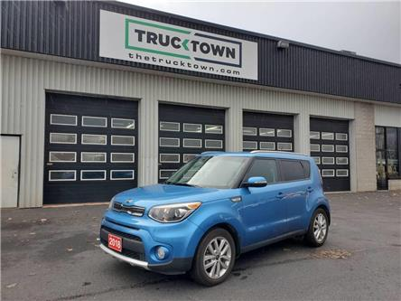 2018 Kia Soul EX (Stk: T0077) in Smiths Falls - Image 1 of 22