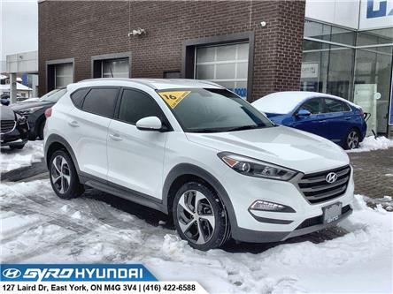 2016 Hyundai Tucson Premium 1.6 (Stk: H6262) in Toronto - Image 1 of 28