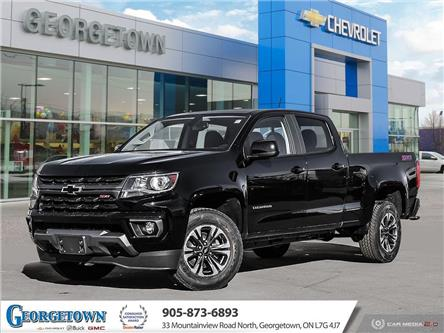 2021 Chevrolet Colorado Z71 (Stk: 32866) in Georgetown - Image 1 of 27