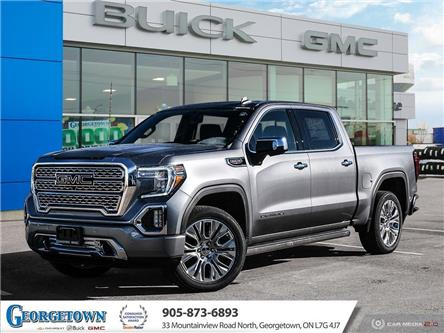 2021 GMC Sierra 1500 Denali (Stk: 32655) in Georgetown - Image 1 of 28