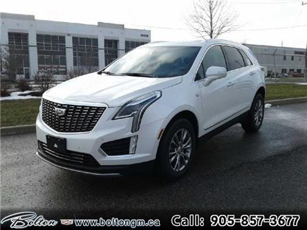 2021 Cadillac XT5 Premium Luxury (Stk: 126150) in Bolton - Image 1 of 15