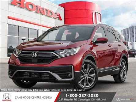 2021 Honda CR-V Sport (Stk: 21437) in Cambridge - Image 1 of 24