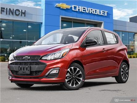 2021 Chevrolet Spark 1LT CVT (Stk: 152641) in London - Image 1 of 28