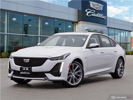 2021 Cadillac CT5 Sport (Stk: 152661) in London - Image 1 of 27