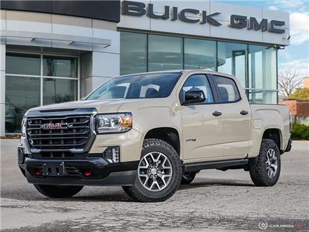 2021 GMC Canyon AT4 w/Cloth (Stk: 152915) in London - Image 1 of 27