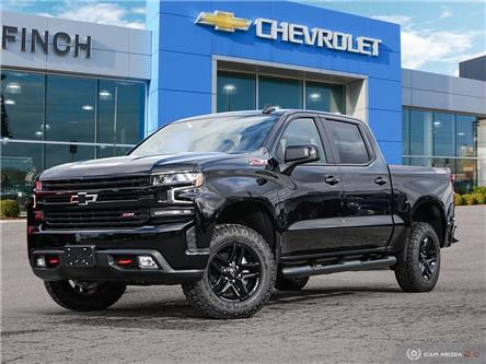 2021 Chevrolet Silverado 1500 LT Trail Boss (Stk: 152460) in London - Image 1 of 28